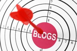 dart on blog target when you don't make blogging mistakes